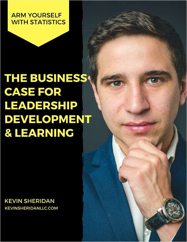 The Business Case for Leadership Development & Learning