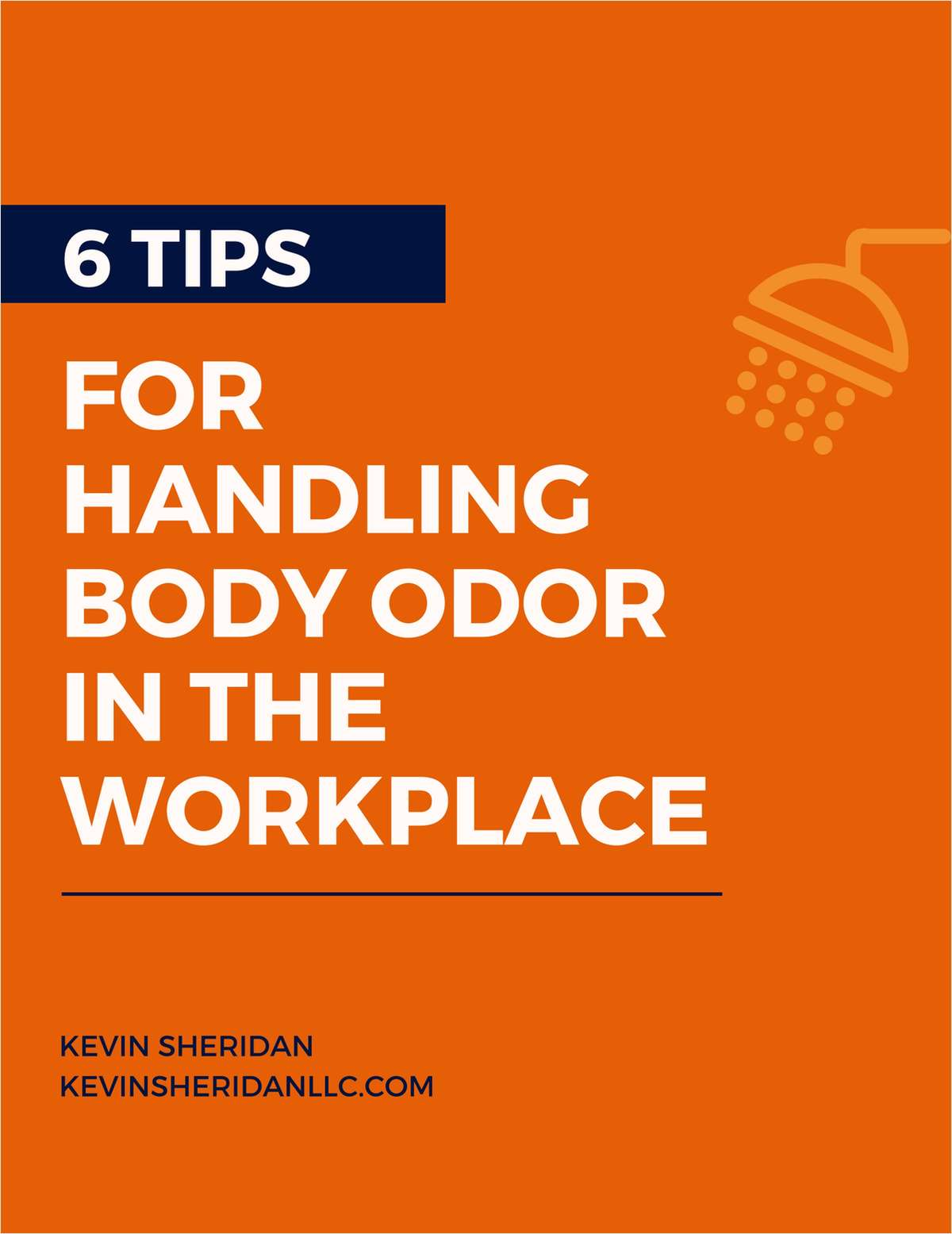 6 Tips for Handling Body Odor in the Workplace