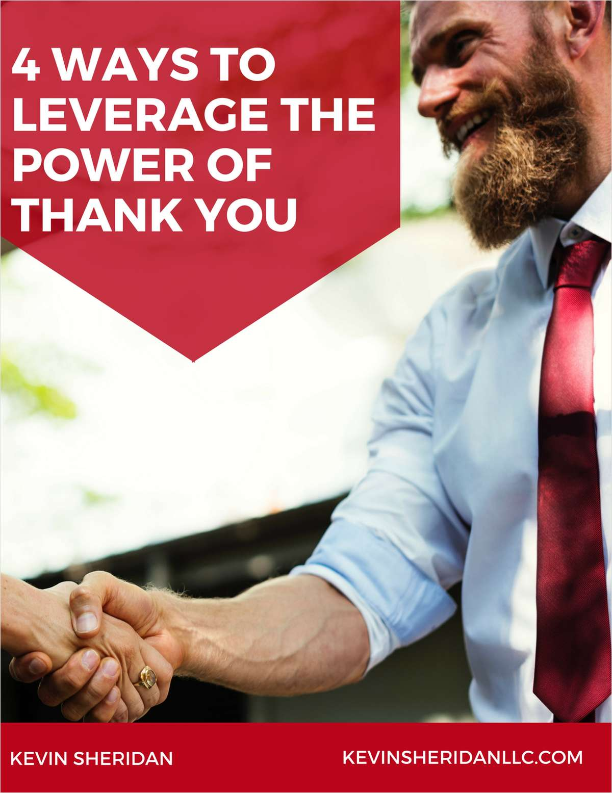 4 Ways to Leverage the Power of Thank You