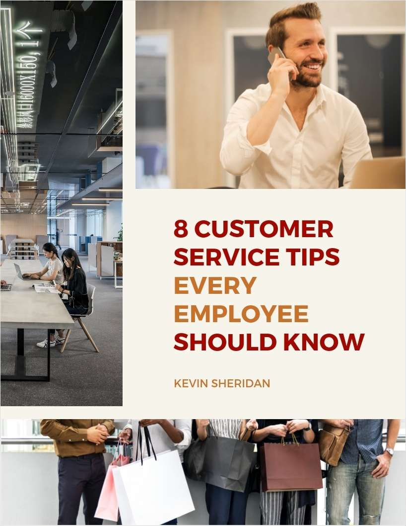 8 Customer Service Tips Every Employee Should Know
