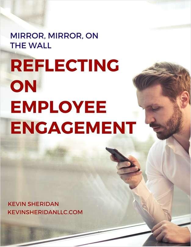 Reflecting on Employee Engagement