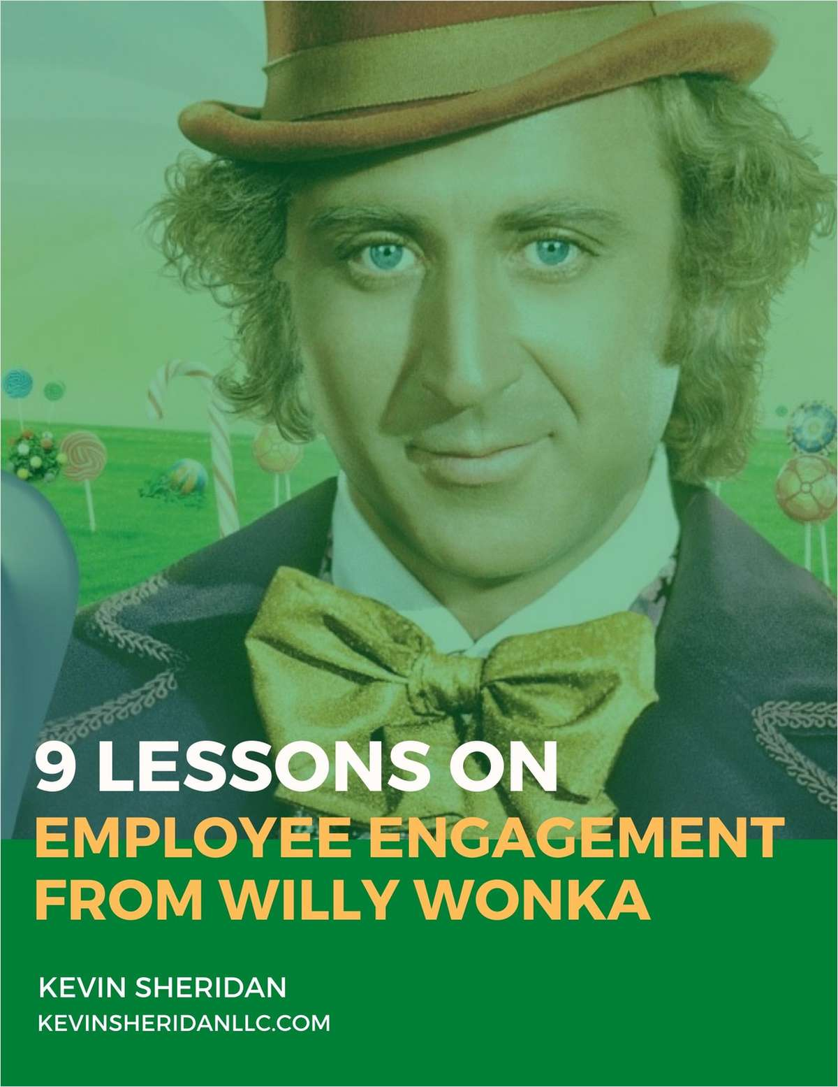 9 Lessons on Employee Engagement from Willy Wonka
