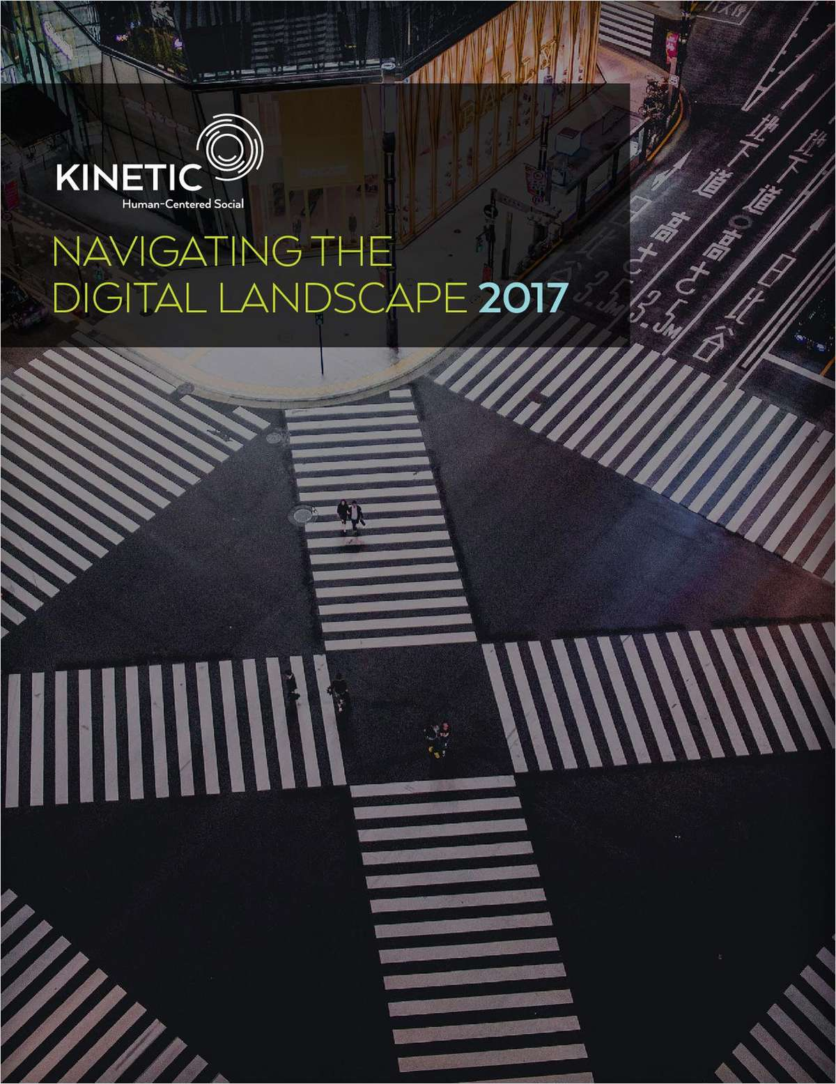 Navigating the Digital Landscape 2017 - A Guide For Marketers