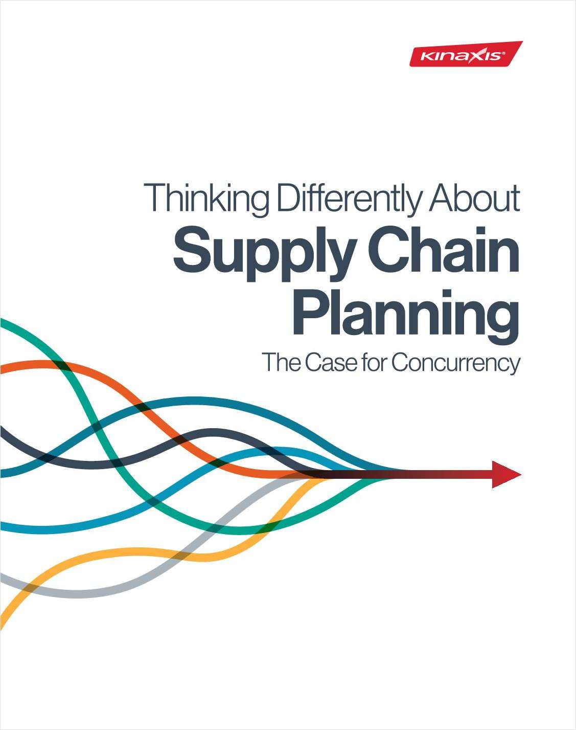 Thinking Differently About Supply Chain Planning: The Case for Concurrency