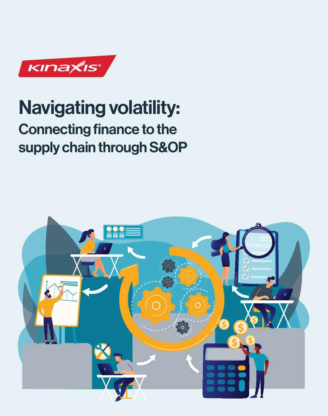 Connecting Finance to the Supply Chain Through S&OP