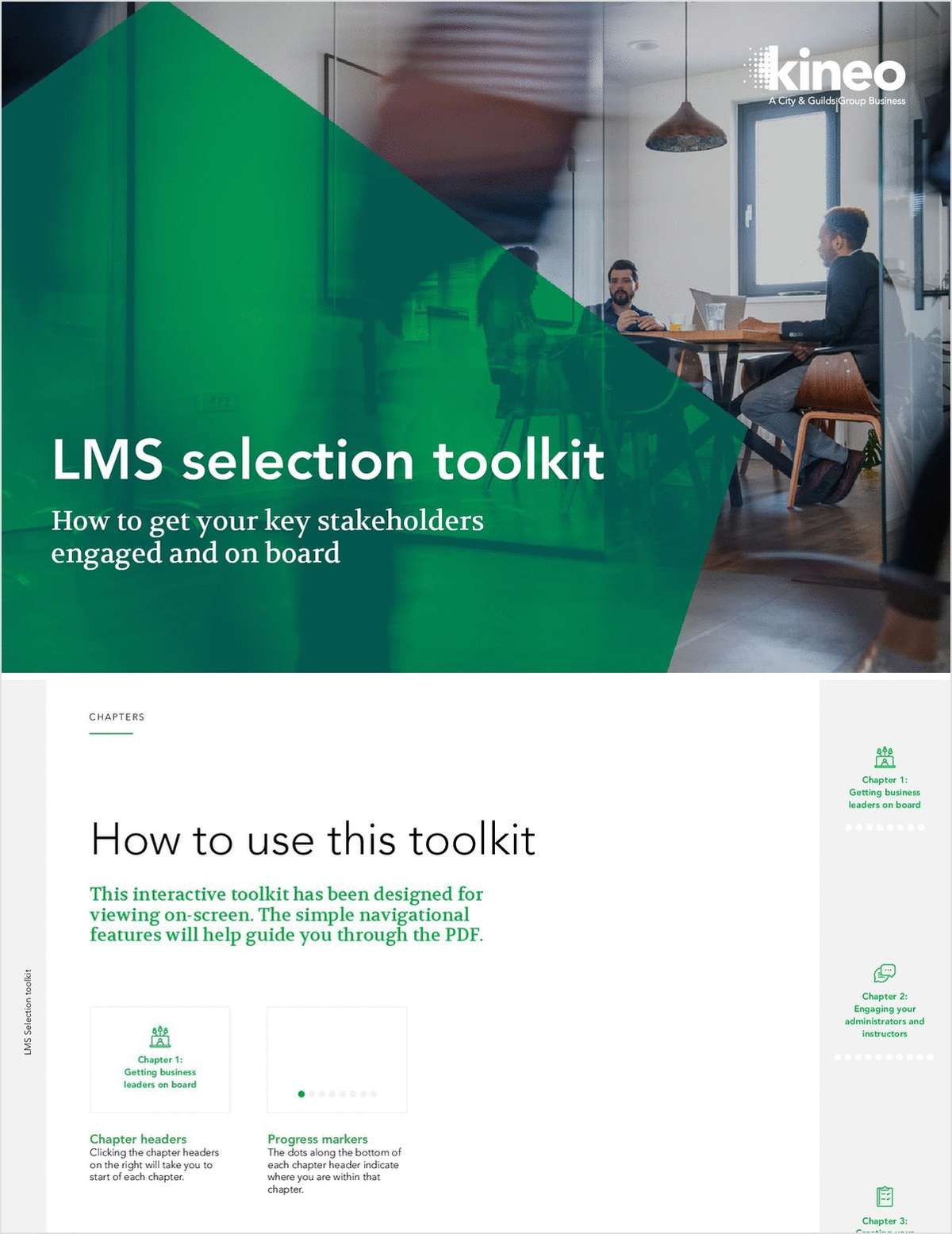 LMS Selection Toolkit