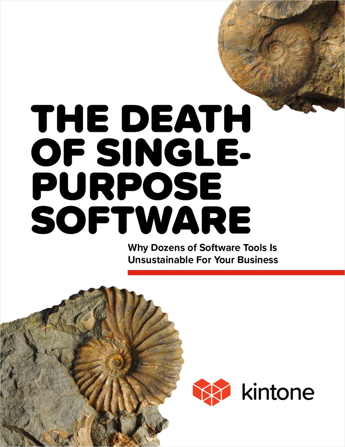The Death of Single-Purpose Software