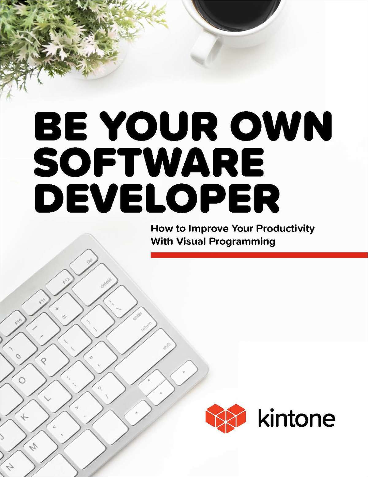 Be Your Own Software Developer