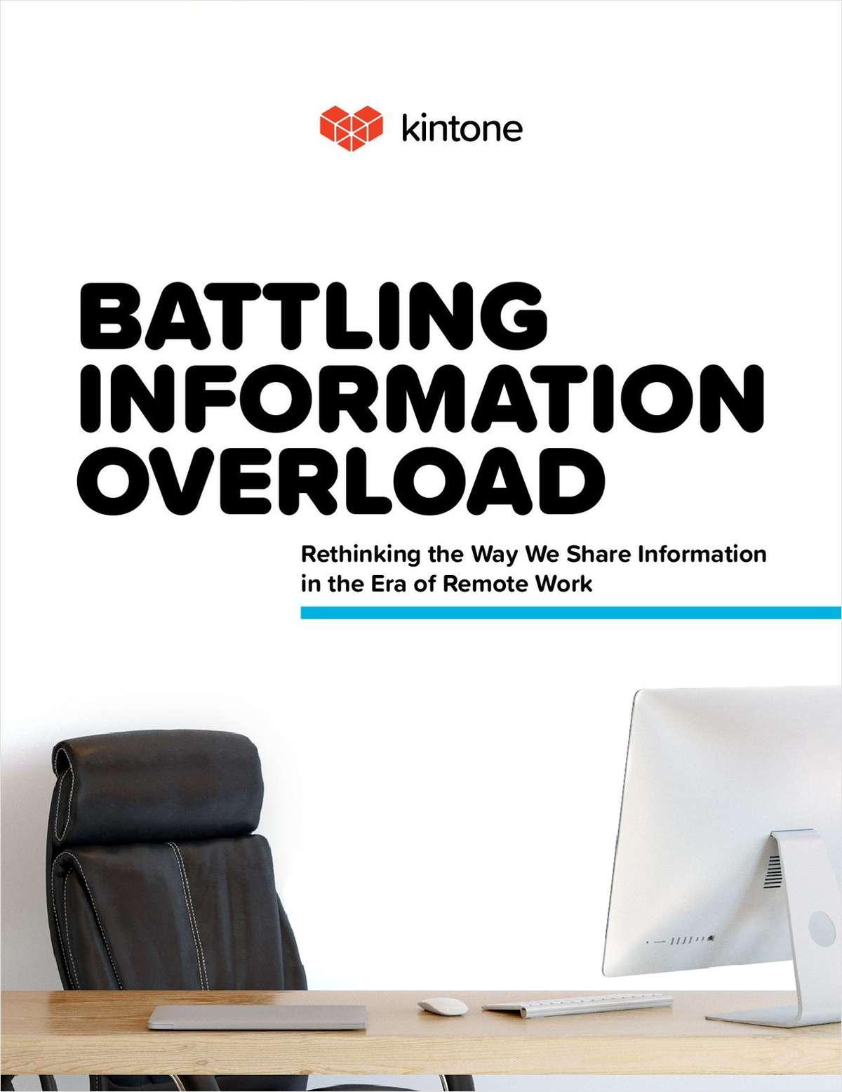 Battling Information Overload