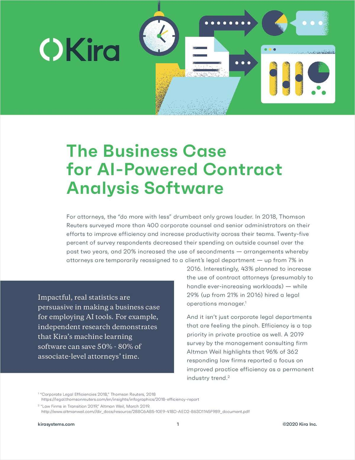 The Business Case for AI-Powered Contract Analysis Software