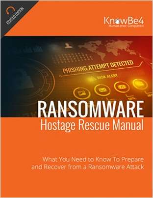 2018 Ransomware Hostage Rescue Manual