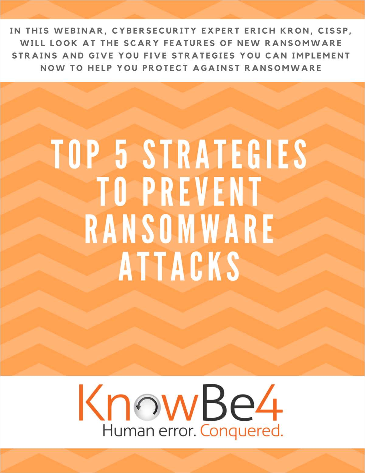 Top 5 Strategies to Prevent Ransomware Attacks