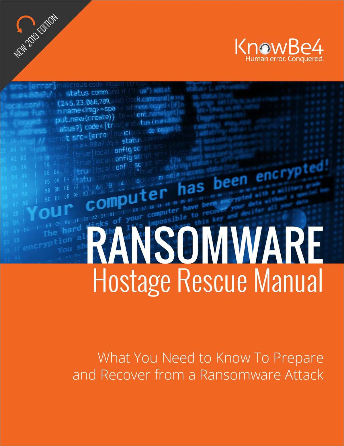 2019 Ransomware Hostage Rescue Manual