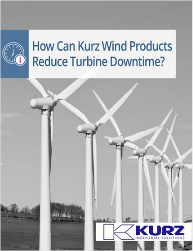 How Can Kurz Wind Products Reduce Turbine Downtime