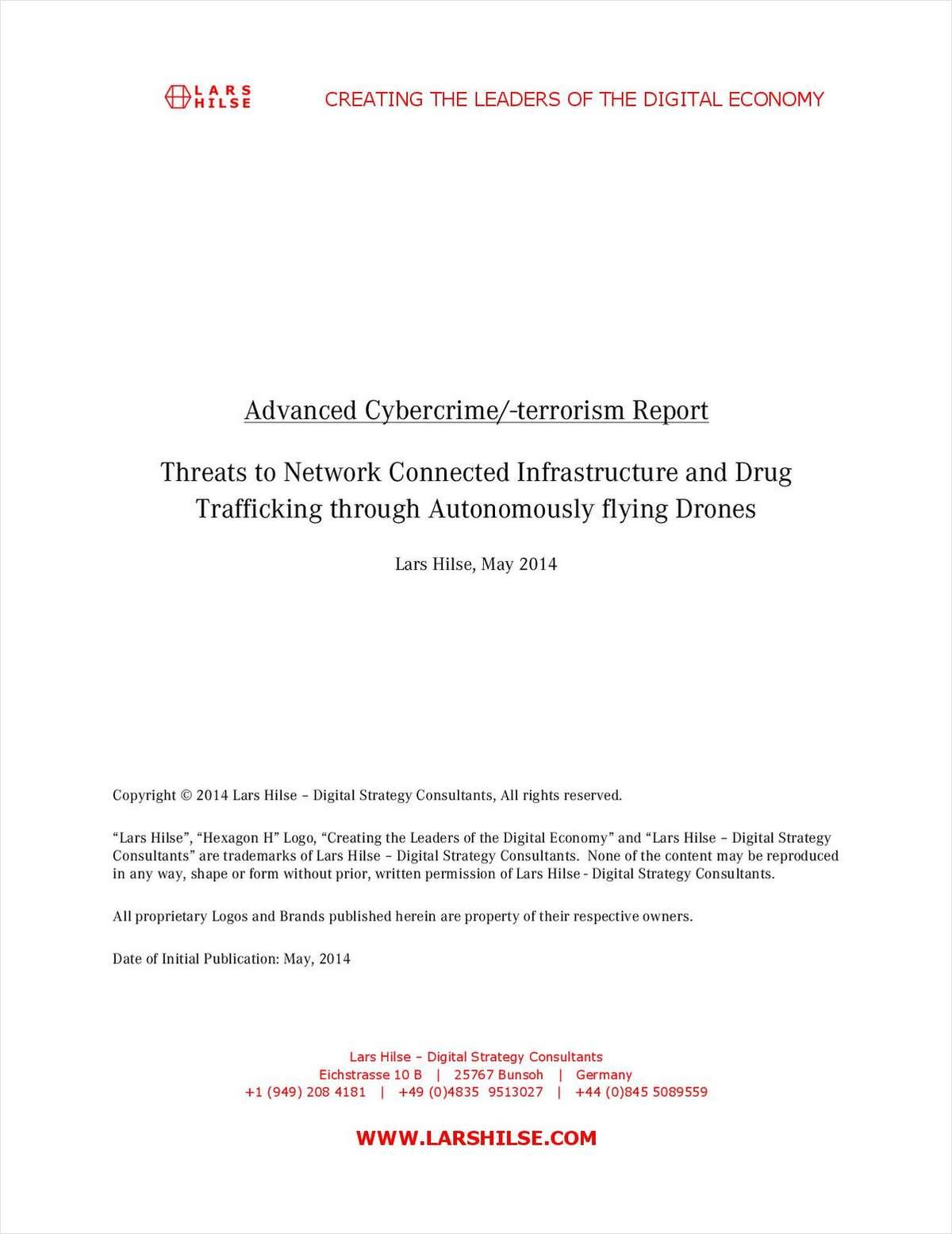 Advanced Cybercrime/Terrorism Report