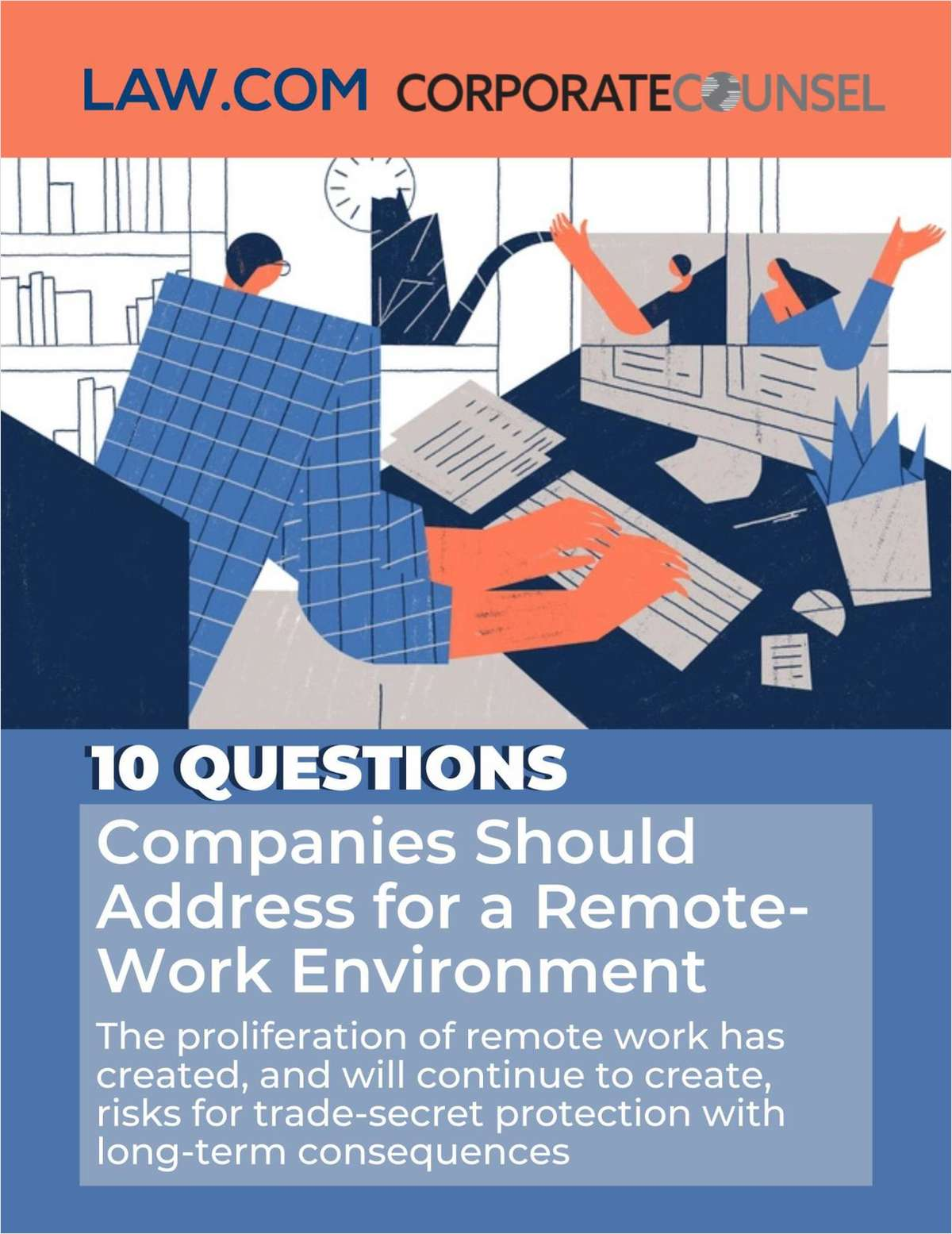 10 Questions Companies Should Address for a Remote-Work Environment