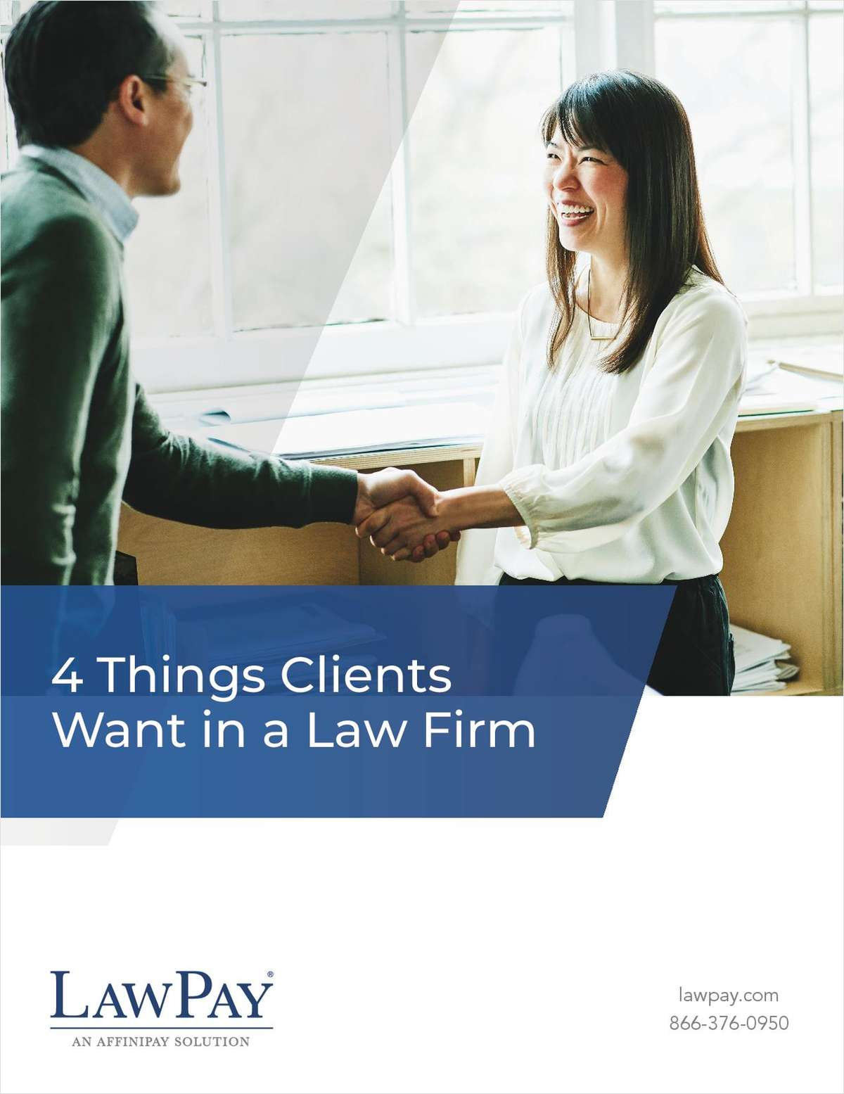 4 Things Clients Want in a Law Firm