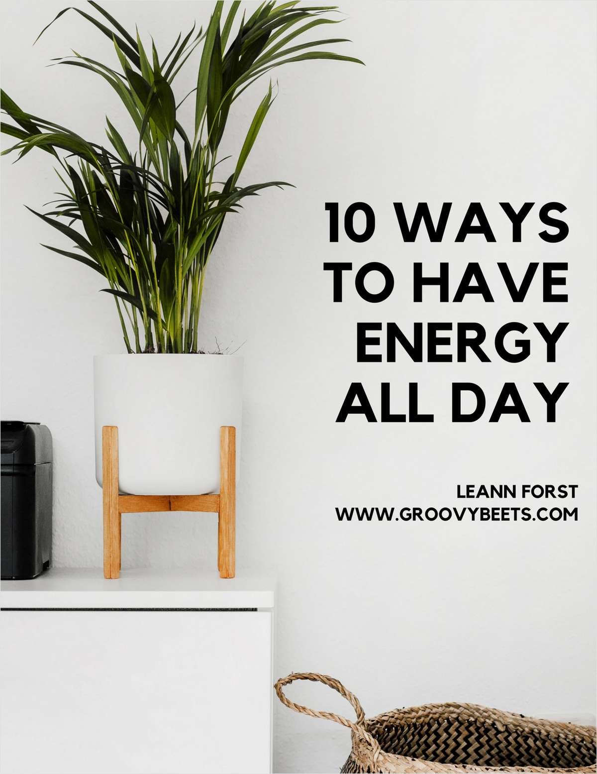10 Ways to Have Energy All Day