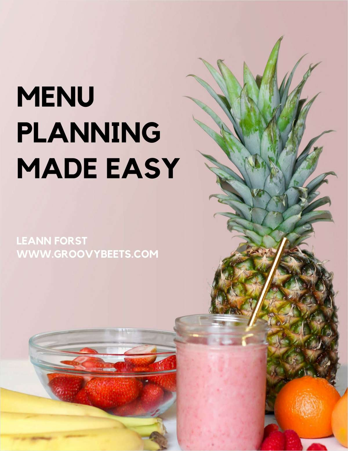 Menu Planning Made Easy
