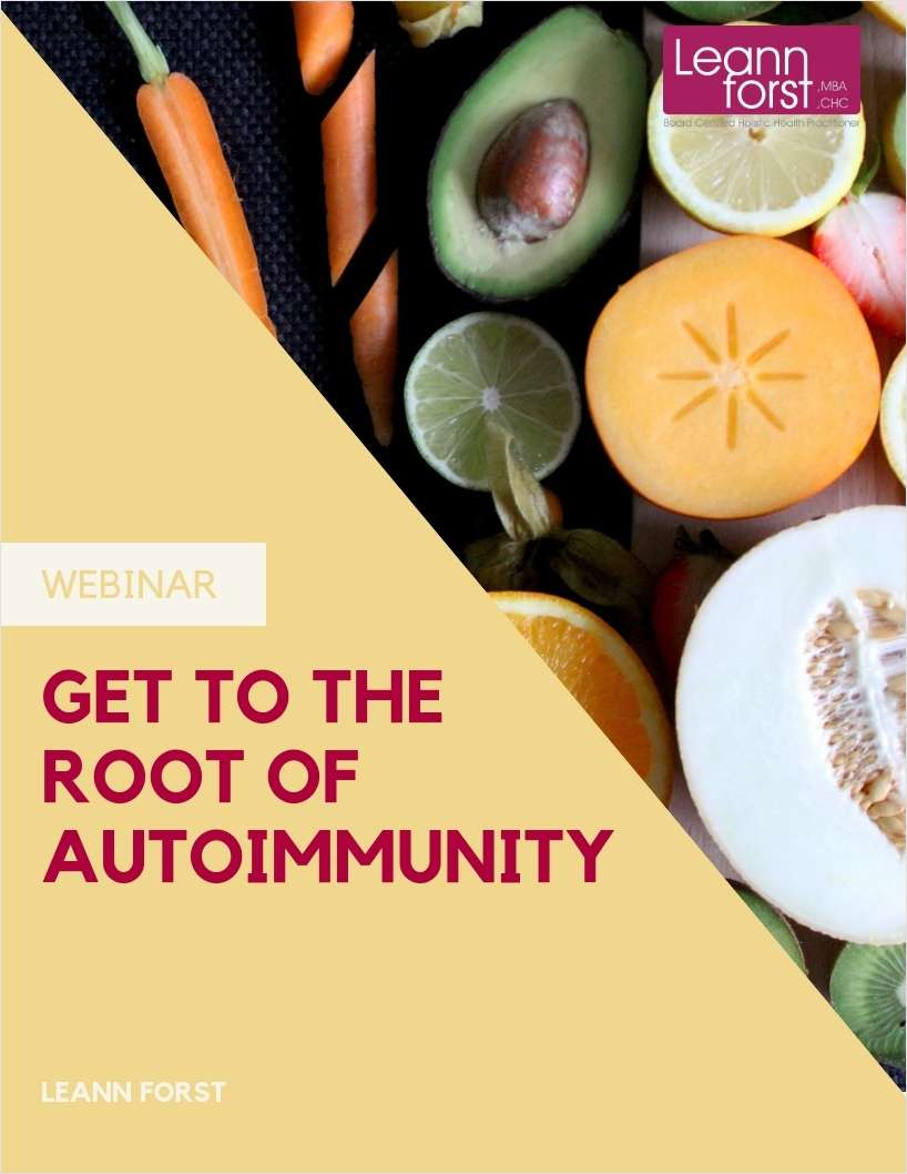 Get to the Root of Autoimmunity