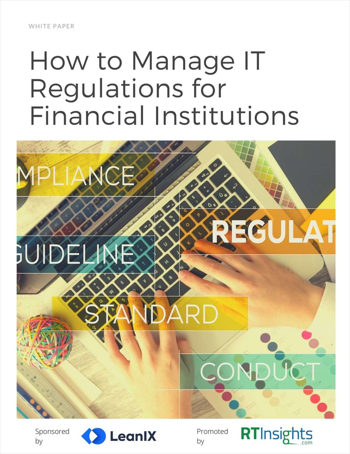 How Financial Institutions can Manage IT Regulations