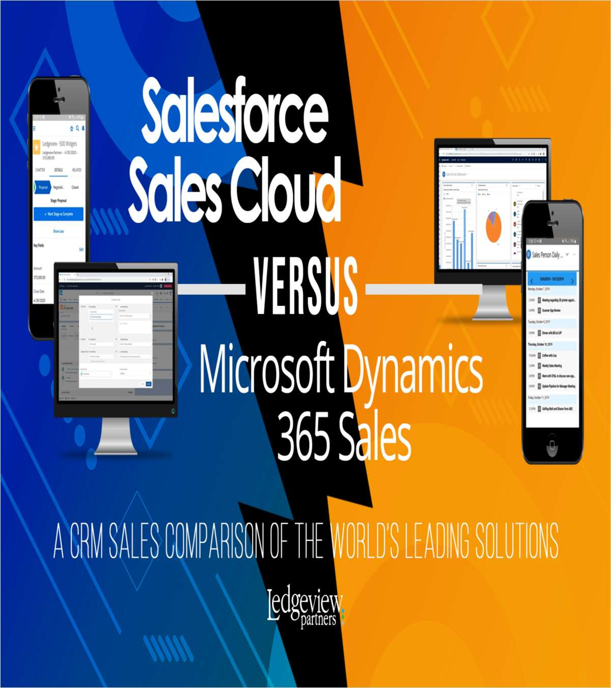 Webinar: Salesforce vs. Microsoft Dynamics 365