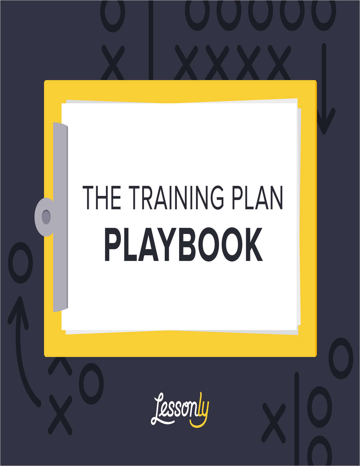 Employee Training Playbook by Lessonly