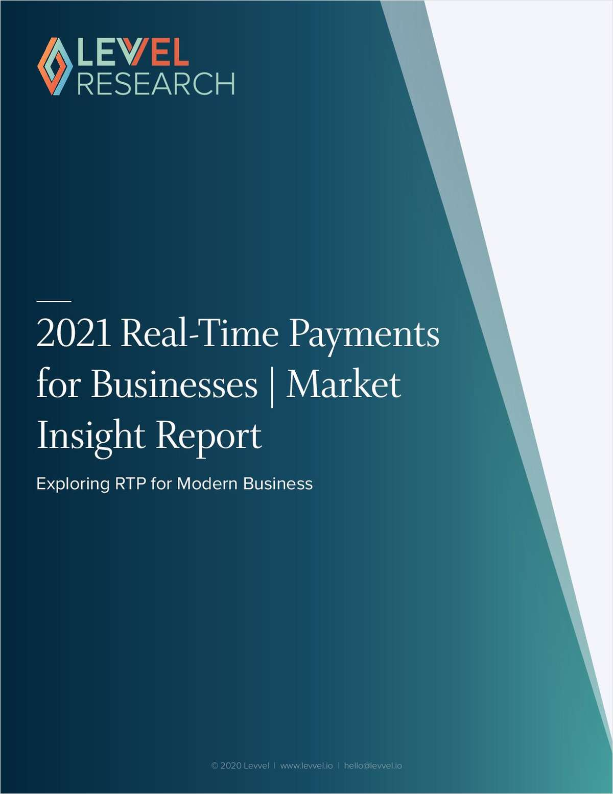 2021 Real-Time Payments Market Insight Report