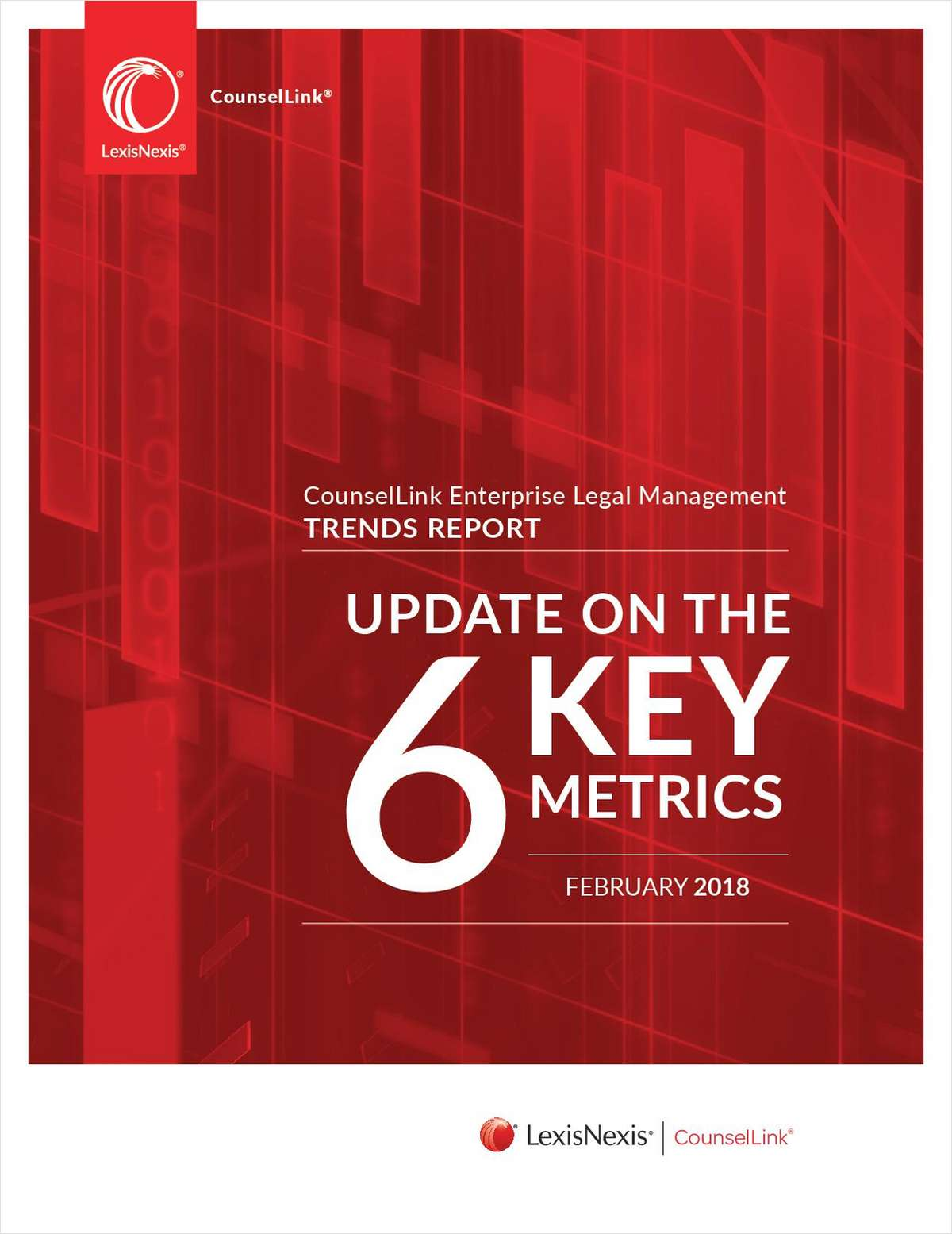 2018 CounselLink Trends Report: 6 Key Legal Services Industry Metrics