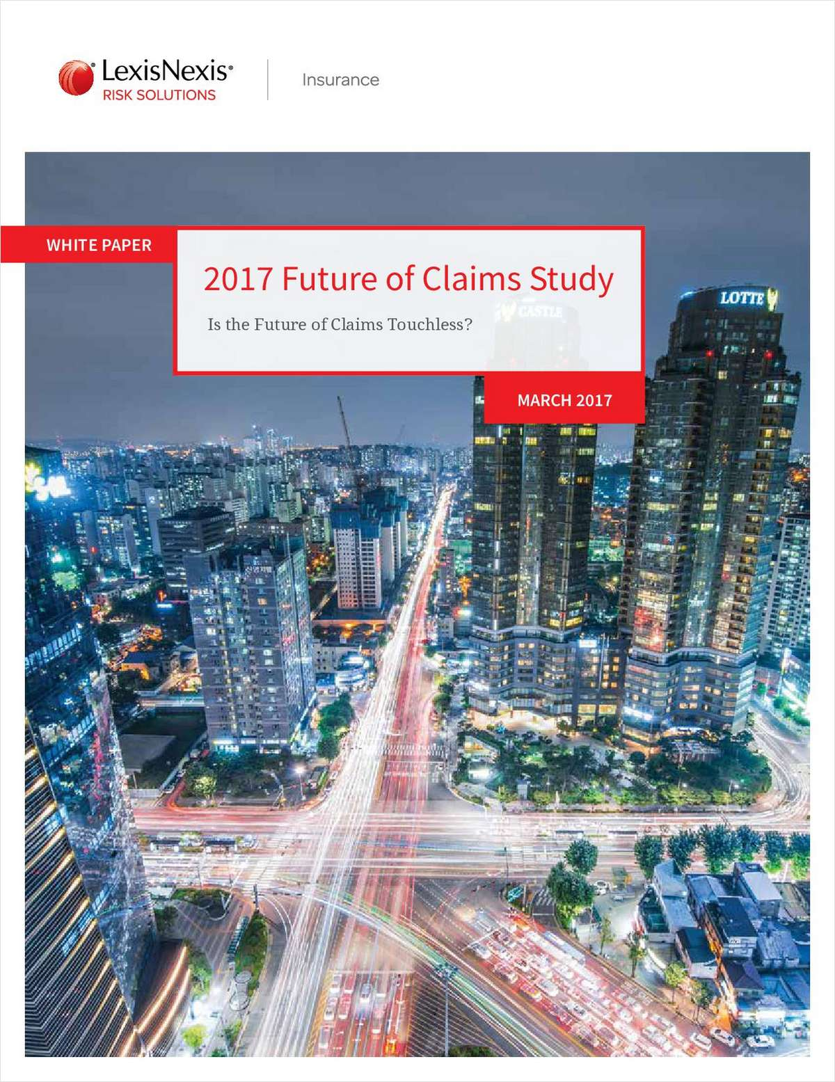 2017 Future of Claims Study: Touchless Claims