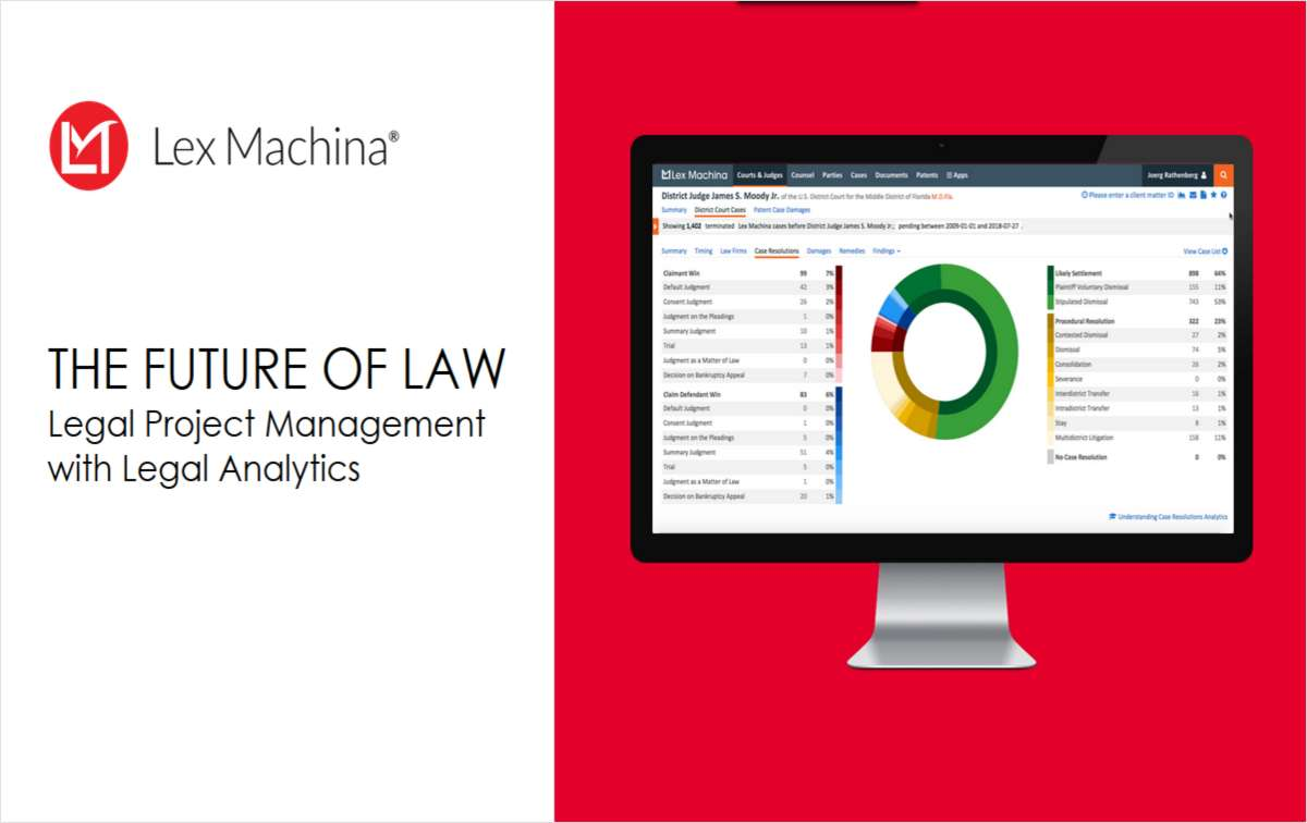 The Future of Legal Project Management with Legal Analytics