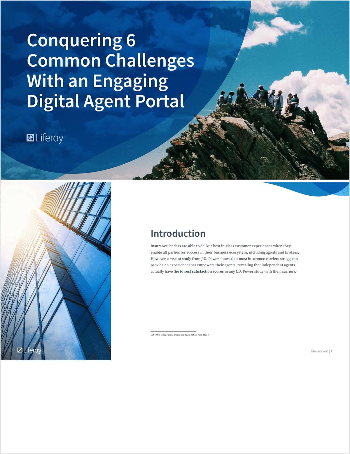 Conquering 6 Common Challenges With an Engaging Digital Agent Portal
