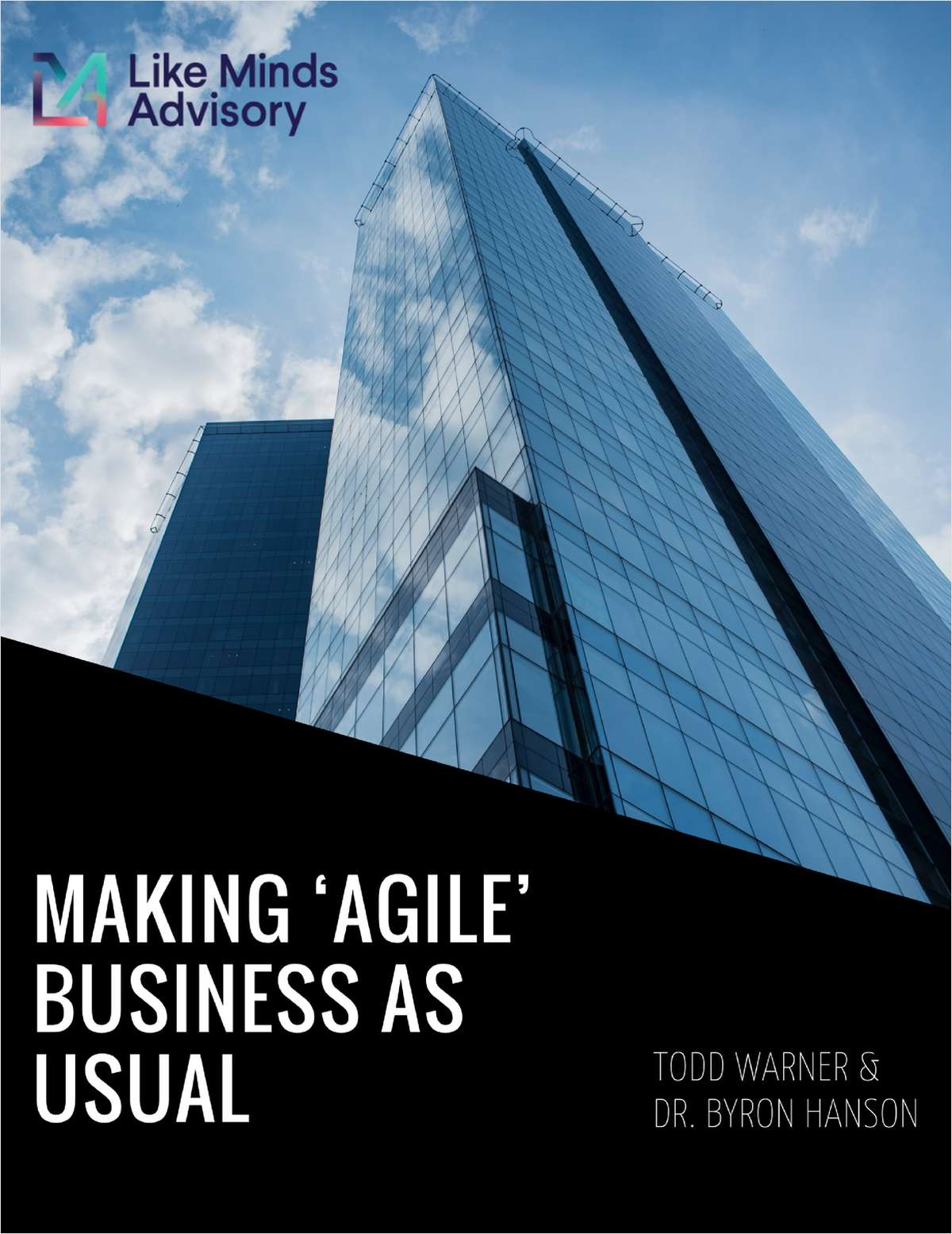 Making 'Agile' Business as Usual