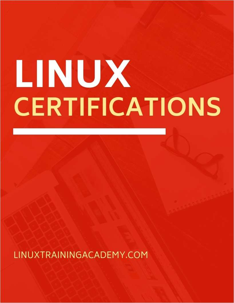 Linux Certifications, Free Linux Training Academy Cheat Sheet