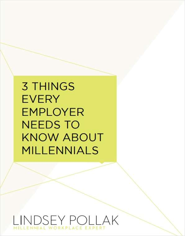 3 Things Every Employer Needs to Know About Millennials