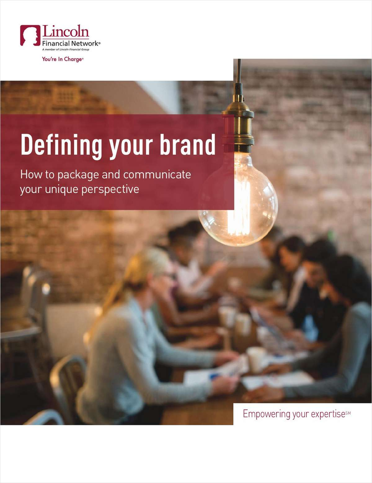 Defining your brand: How to package and communicate your unique perspective
