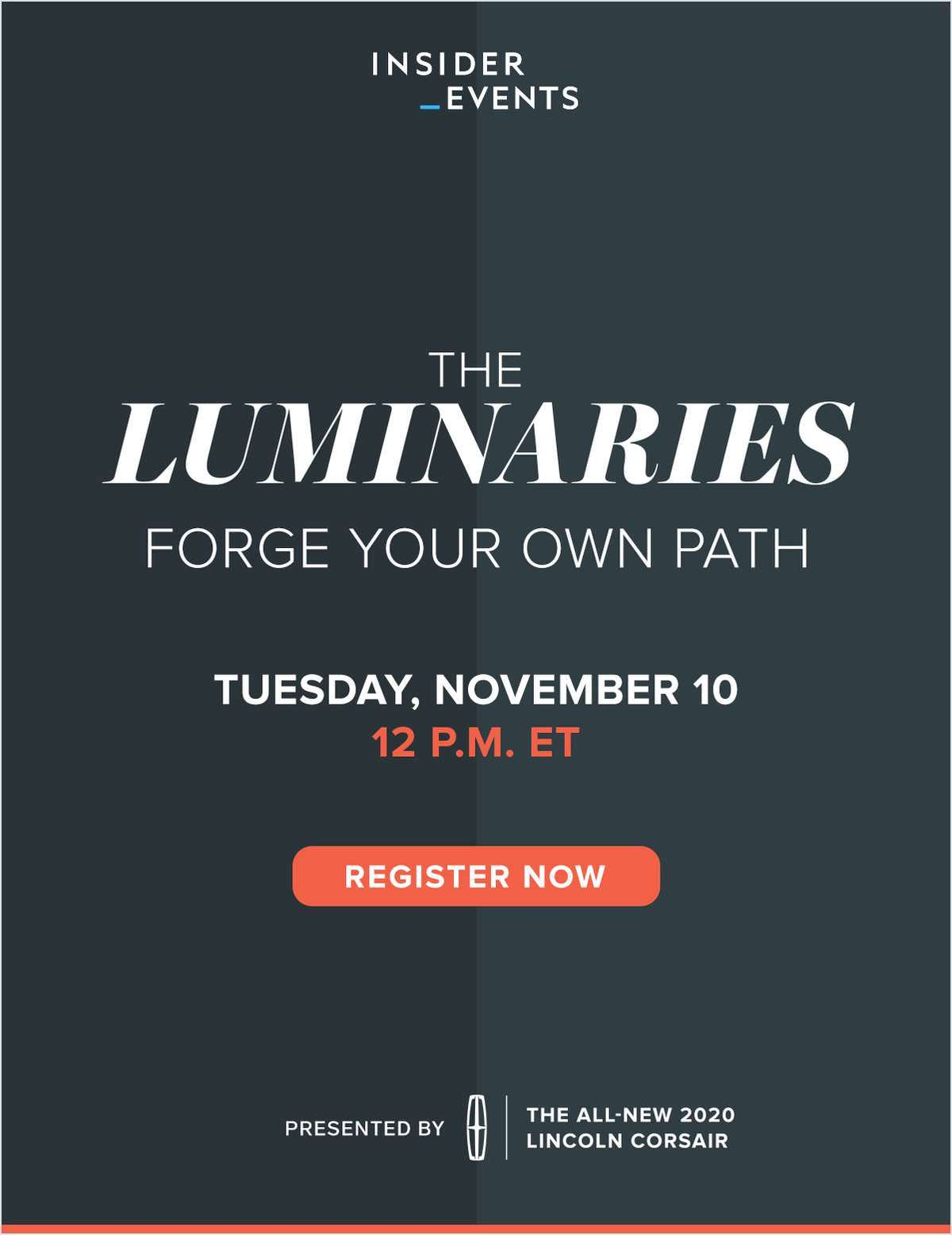 The Luminaries - Forge Your Own Path