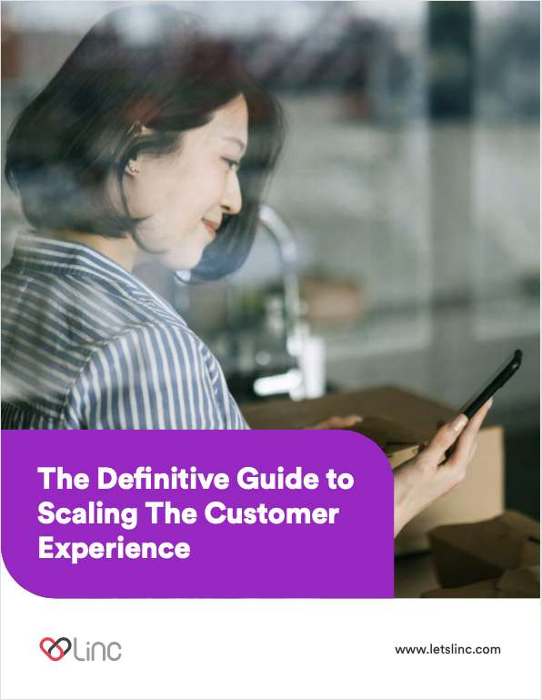 The Definitive Guide To Scaling The Customer Experience