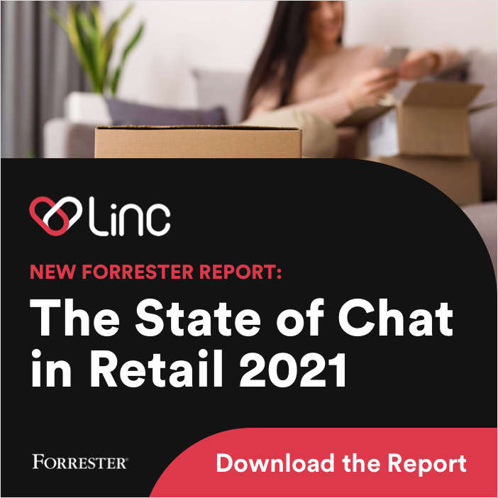 The State of Chat In Retail 2021