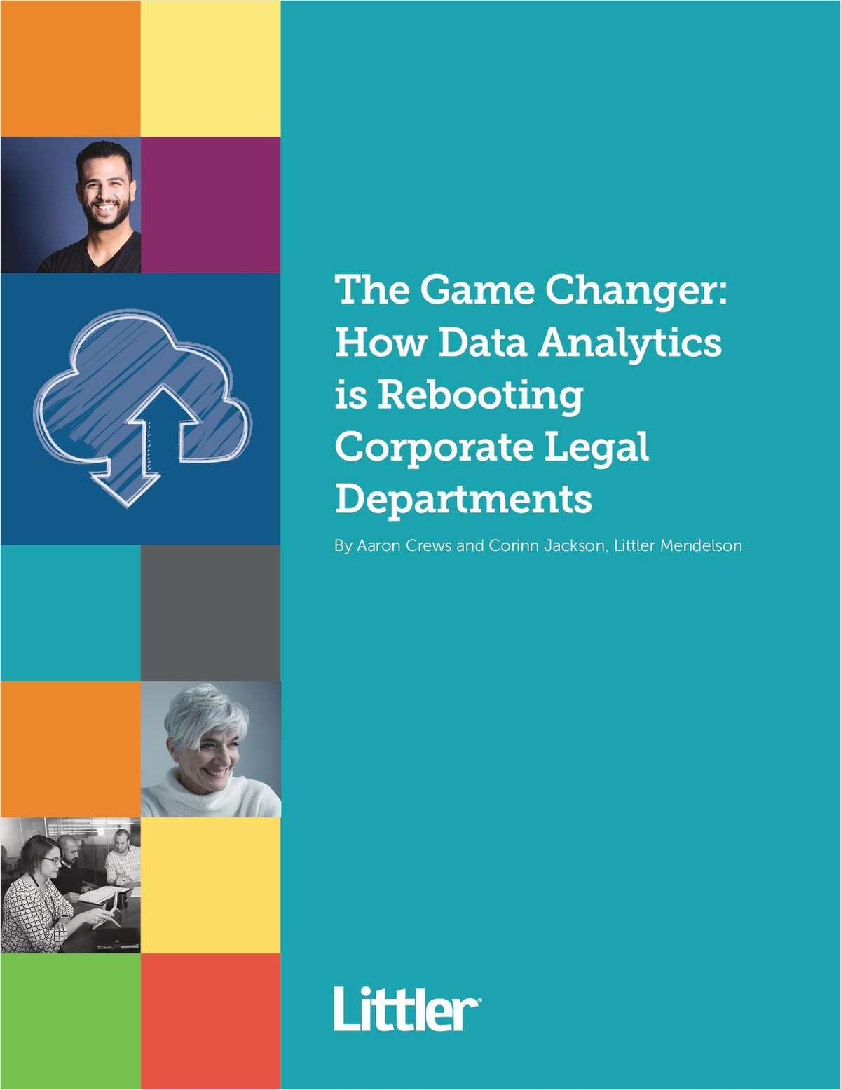 The Game Changer: How Data Analytics is Rebooting Corporate Legal Departments