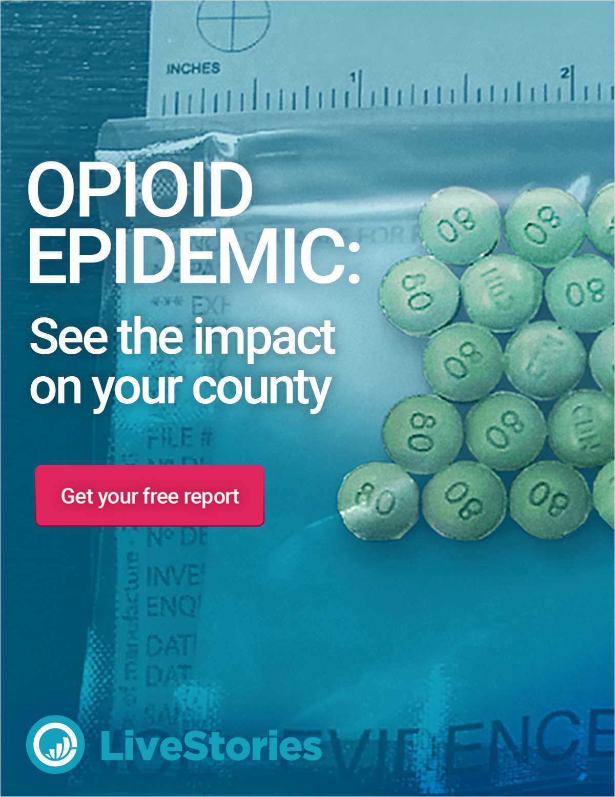 The Opioid Epidemic: See the Impact on Your County