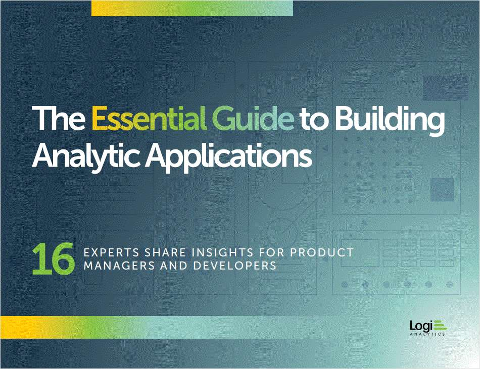 The Essential Guide to Building Analytic Applications