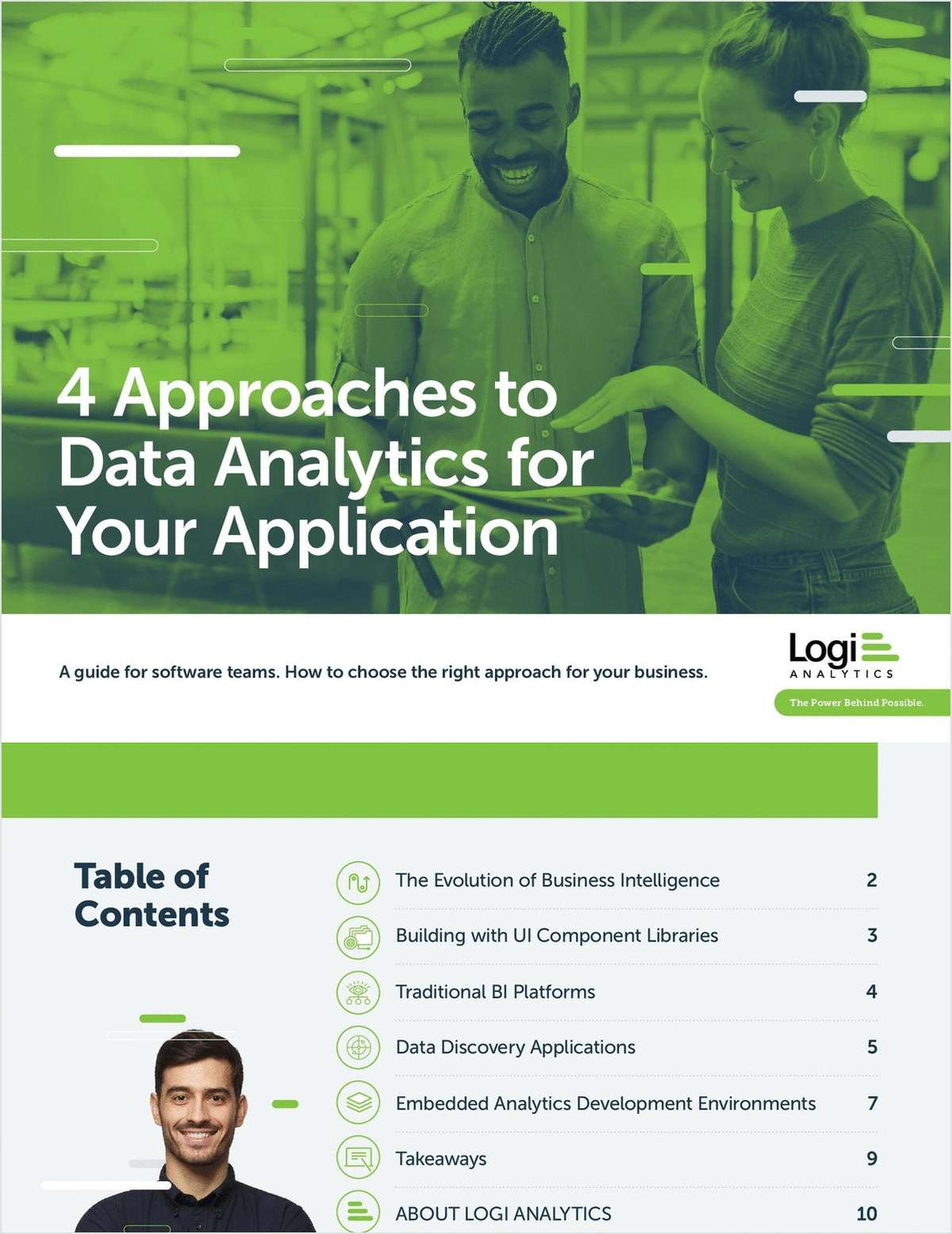 4 Approaches to Data Analytics for Your Application