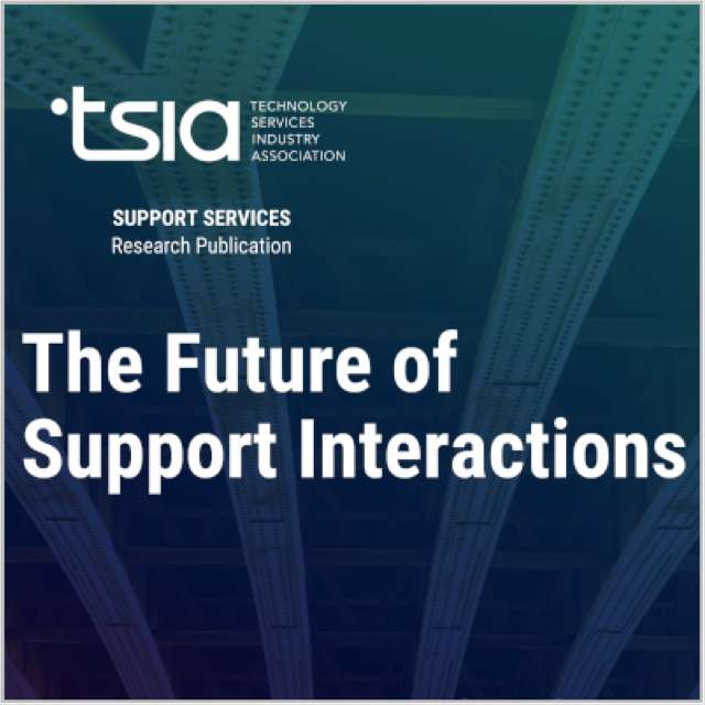 The Future of Support Interactions