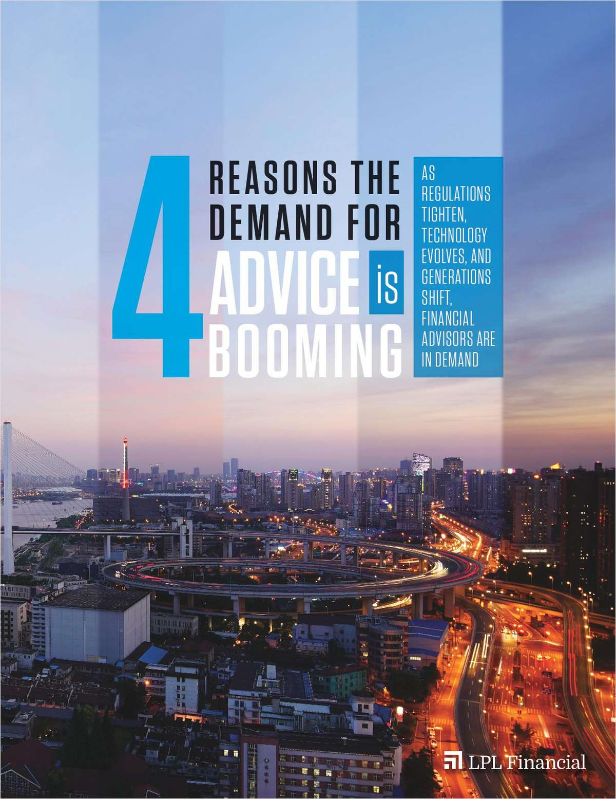 4 Reasons the Demand for Advice is Booming