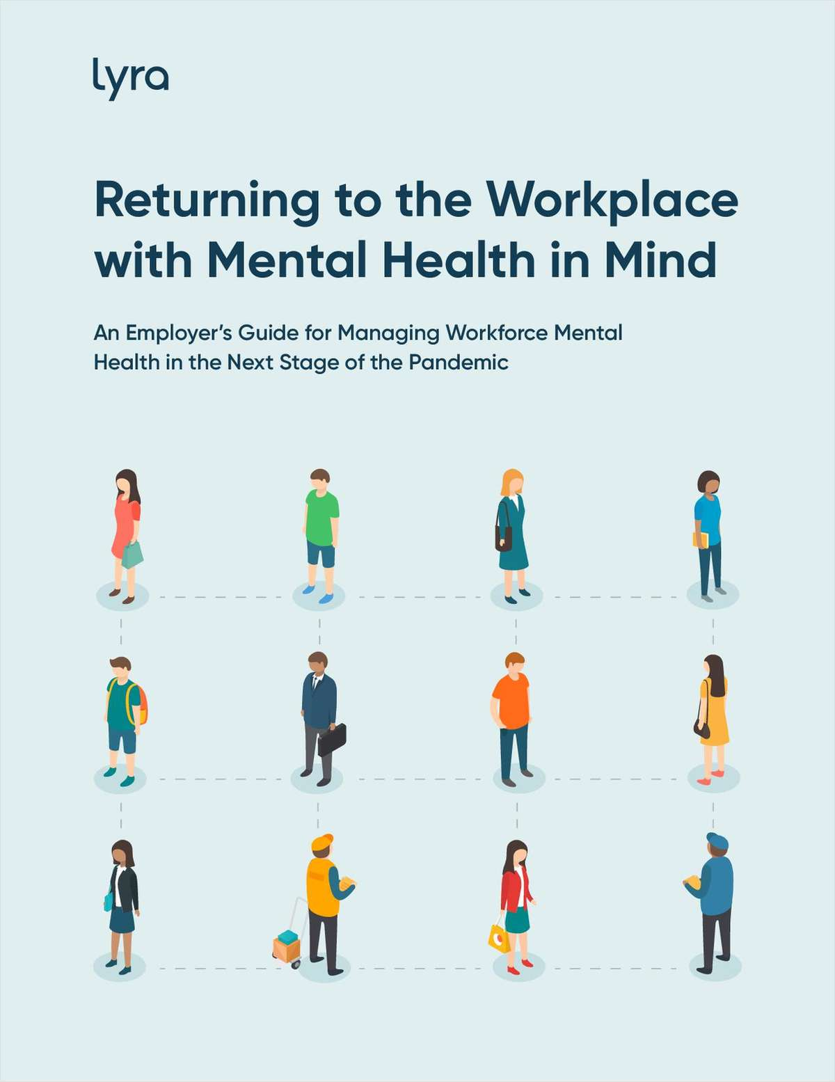 Returning to the Workplace with Mental Health in Mind