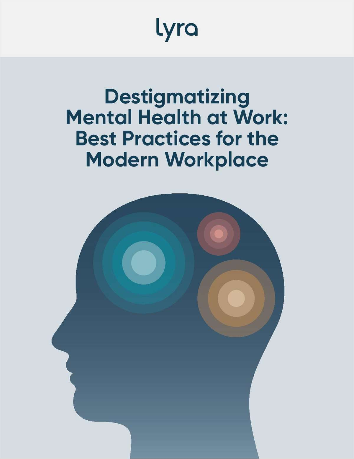 Destigmatizing Mental Health at Work: Best Practices for the Modern Workplace