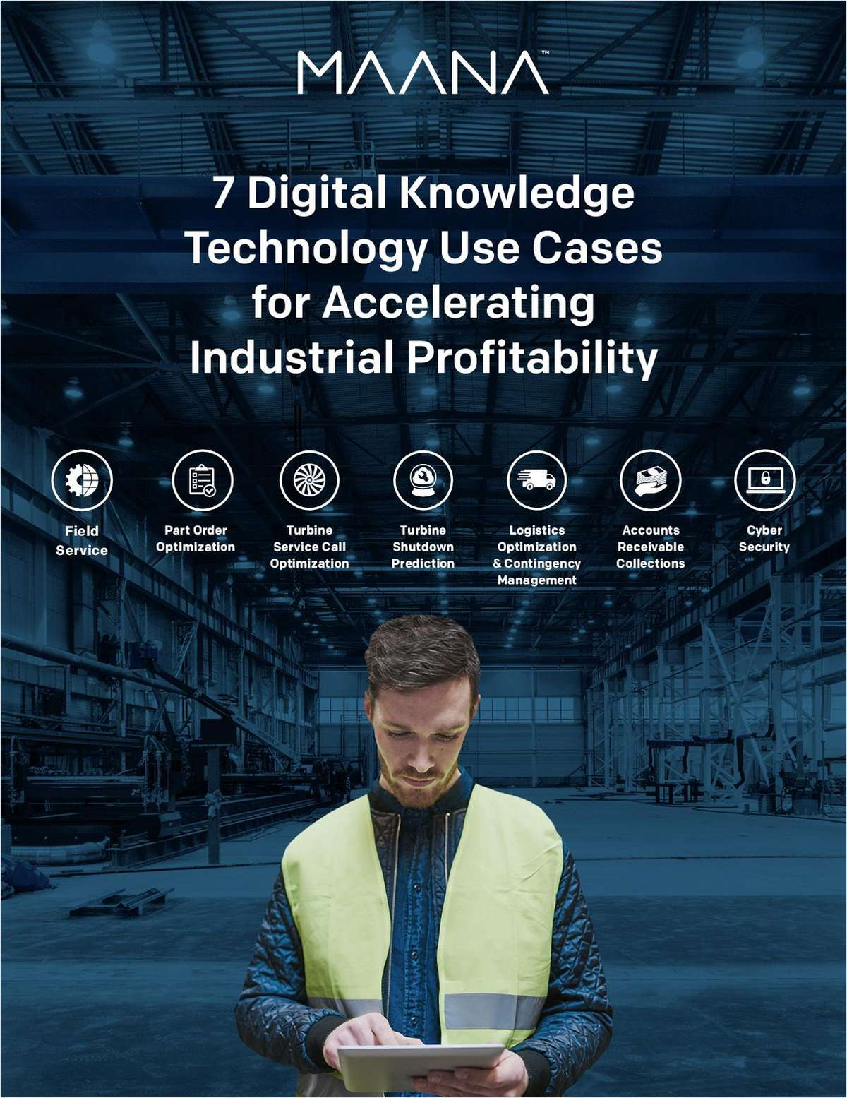 7 Use Cases of Digital Knowledge Technology for Accelerating Industrial Profitability