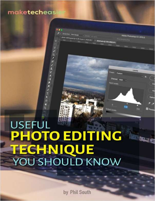 Useful Photo Editing Technique You Should Know
