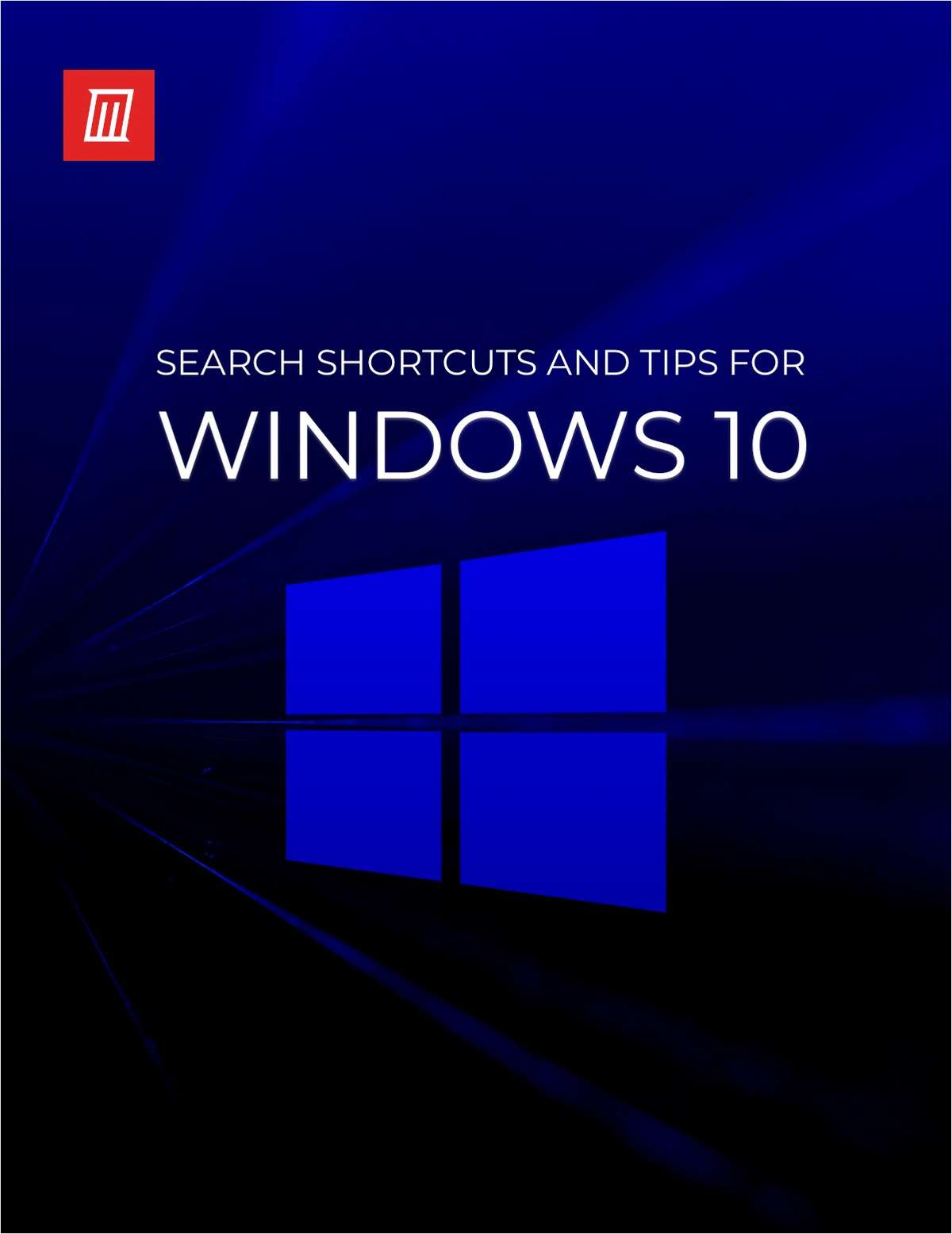 Useful Search Shortcuts and Tips for Windows 10